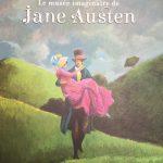 Le musée imaginaire de Jane Austen, Nathalie Novi, Fabrice Colin