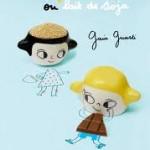 Mayo, Ketchup ou lait de soja, Gaia Guasti, Editions Thierry Magnier